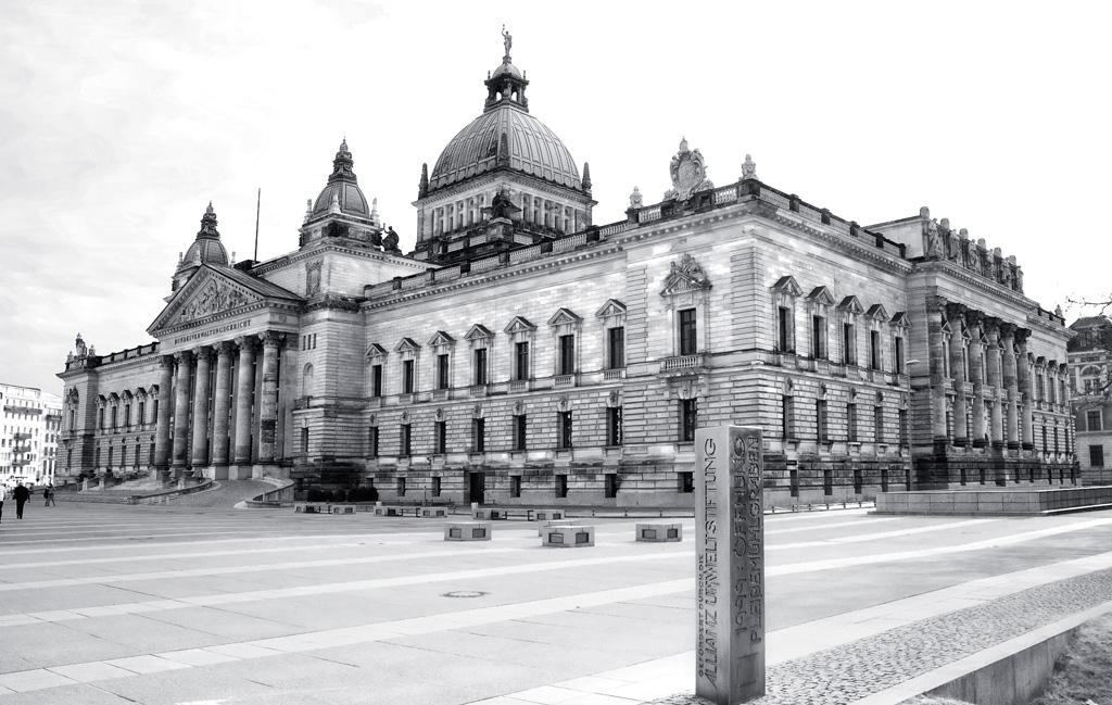 Leipzig - Bundesverwaltungsgericht