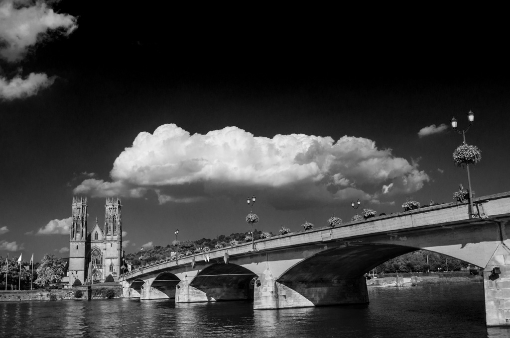 Pont a Mousson Moselbruecke
