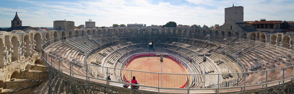 Frankreich - Arles - Arena
