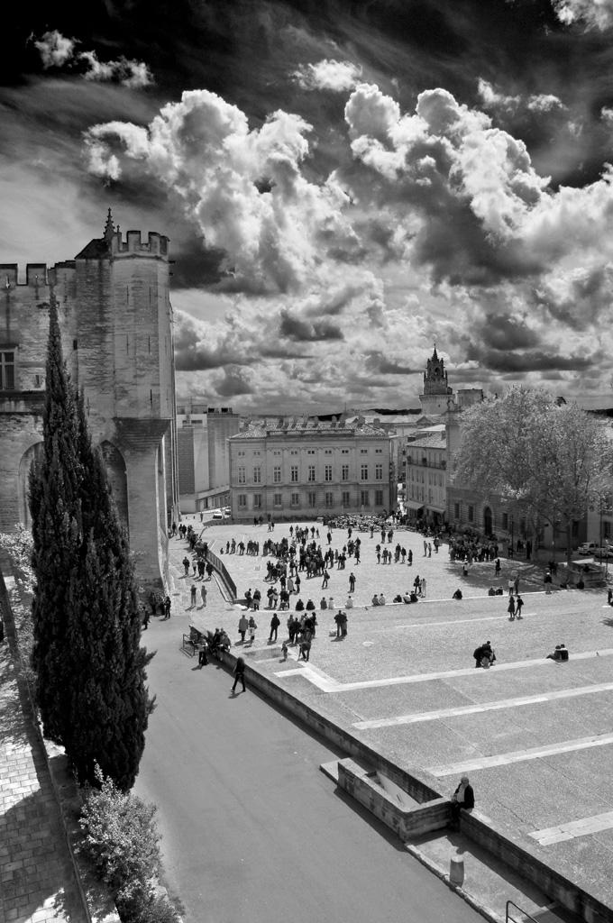 Frankreich - Avignon