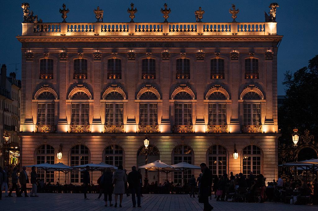 Frankreich - Nancy - Place Stanislas