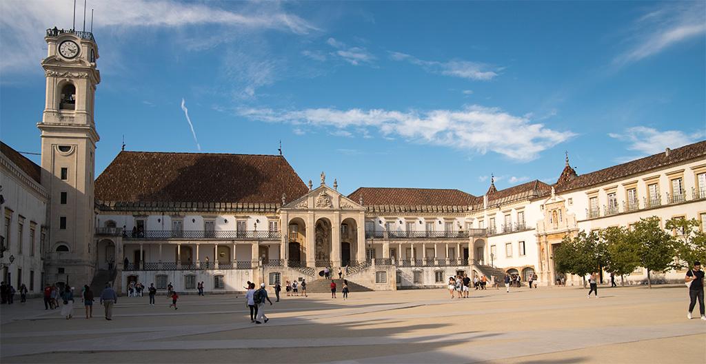 Cohimbra Palast