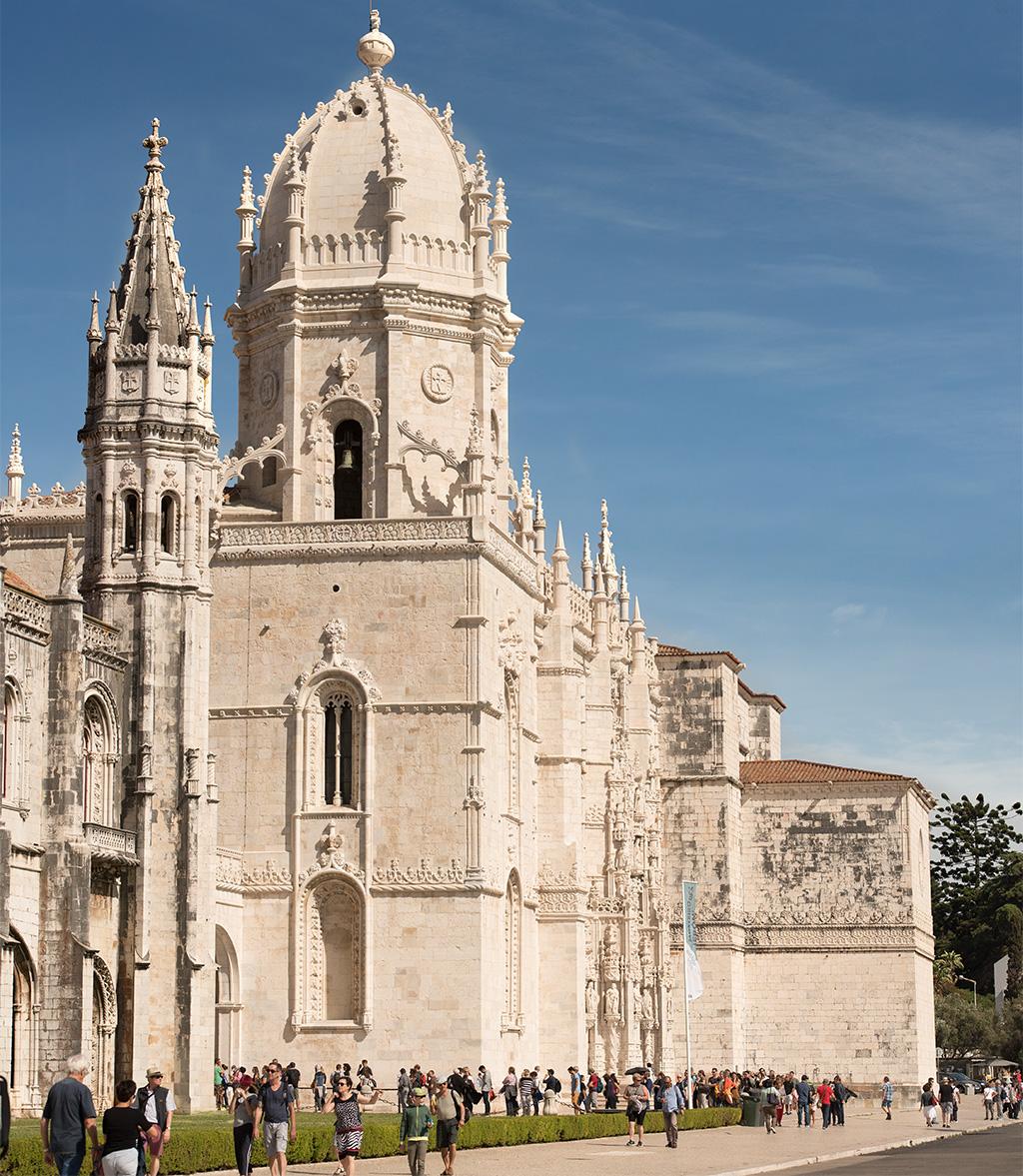 Portugal Lissabon Kloster