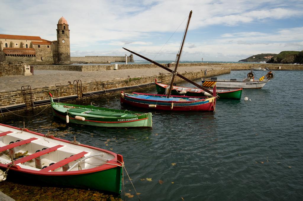 Frankreich - Collioure