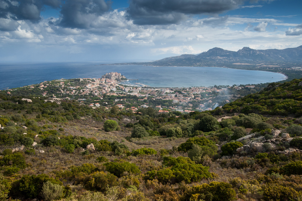 Korsika  - Golfe de Calvi