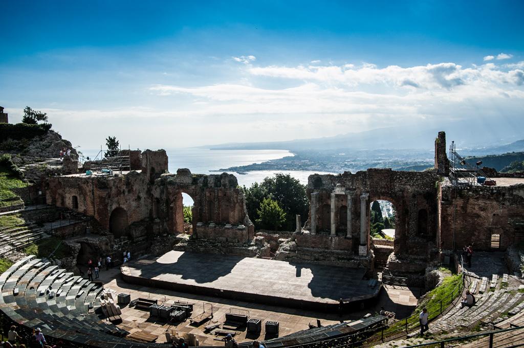 Sizilien - Taormina und Aetna