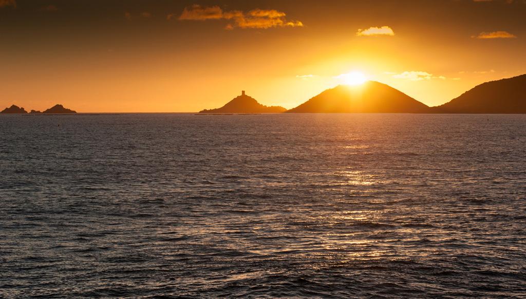 Korsika - Iles Sanguinaires